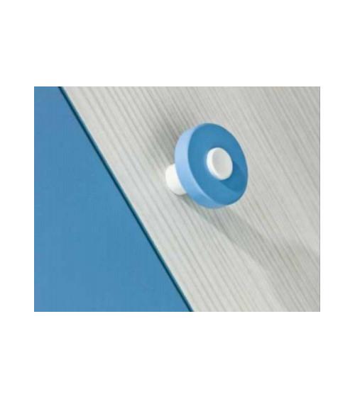 Lit bébé NUKI  60*120cm bleu