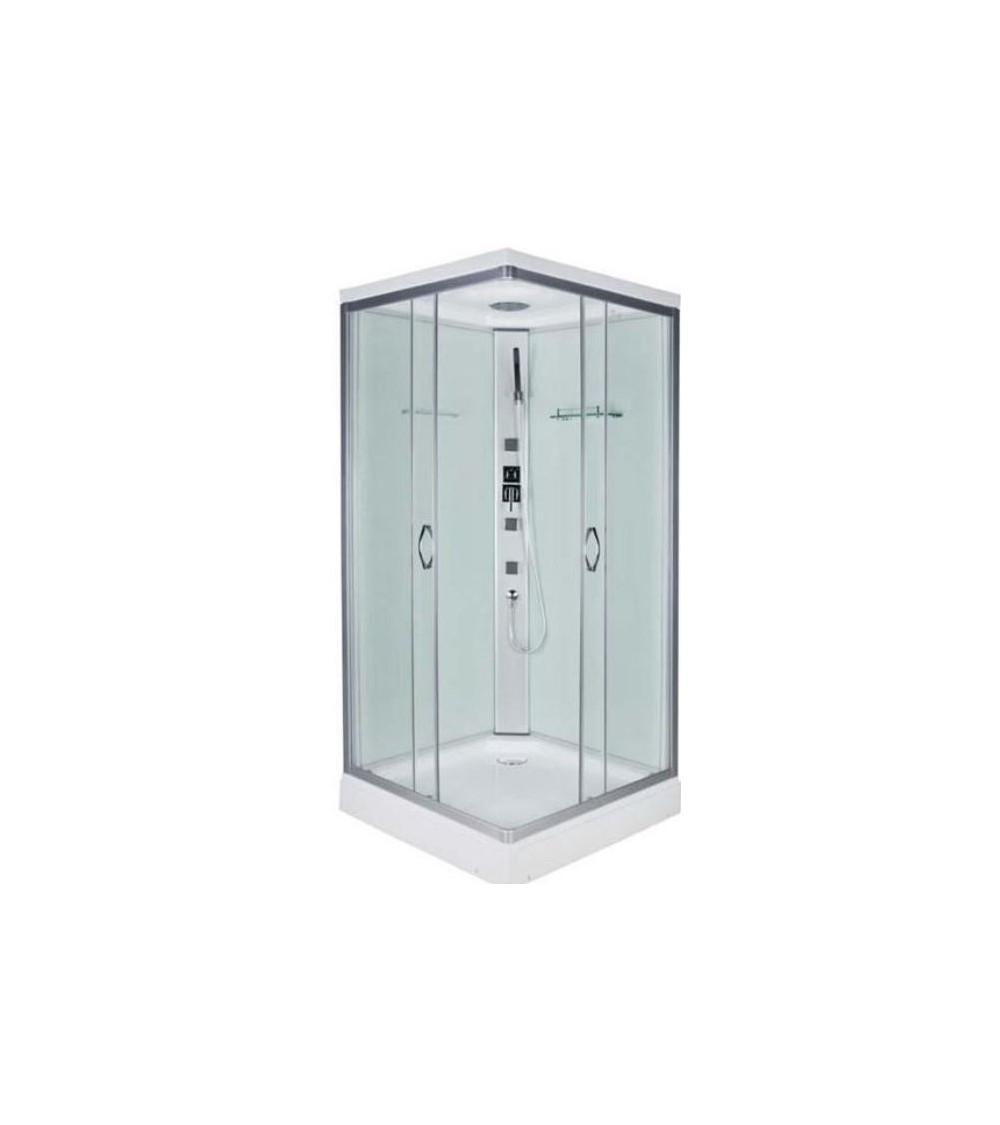 TWIST shower cabin, 80*80 / 90*90 cm
