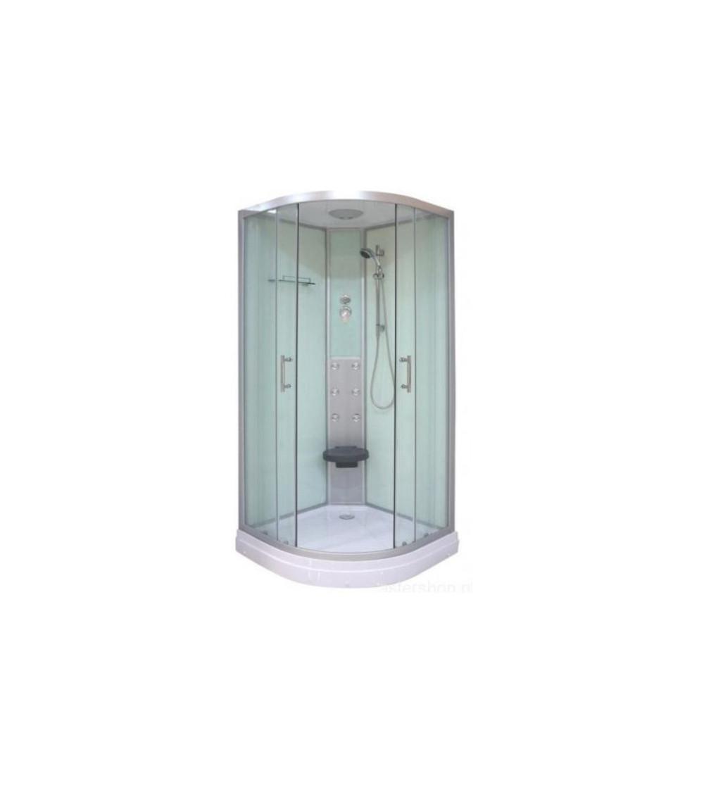 RUMBA shower cabin, 90*90*215 cm