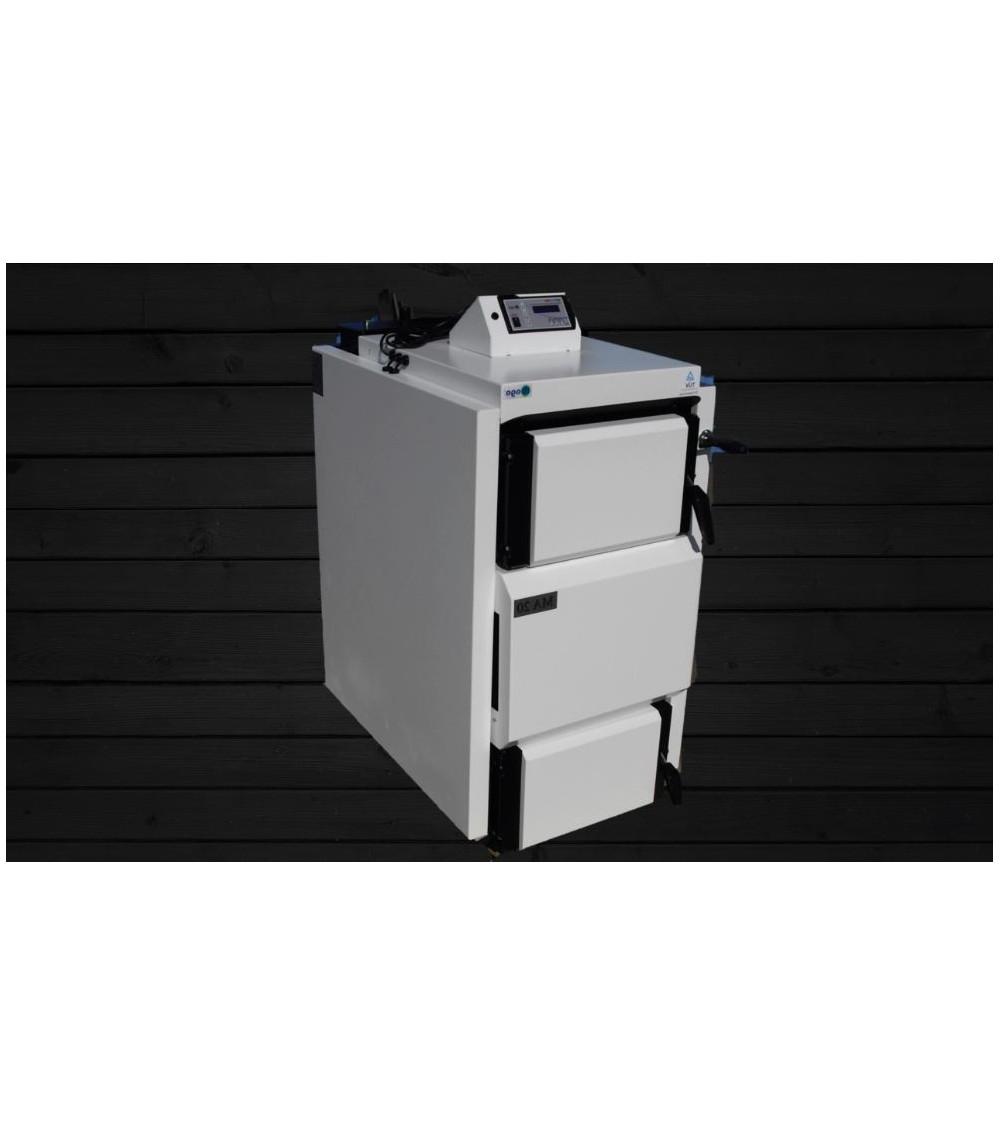 LAVA Gasification Boiler, 40 KW
