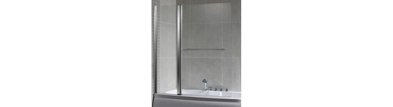 Meuble salle de bain design vente mobilier salle de bain - Pare baignoire miroir ...