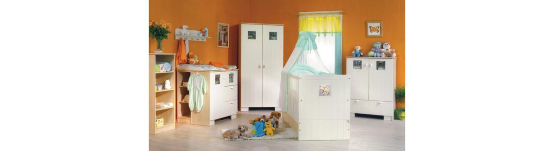 Dormitorios de bebé completos