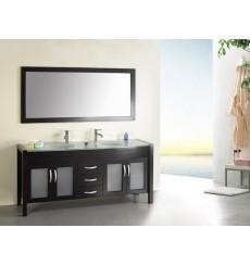 Meubles de salle de bain for Meuble vasque sur pied salle de bain