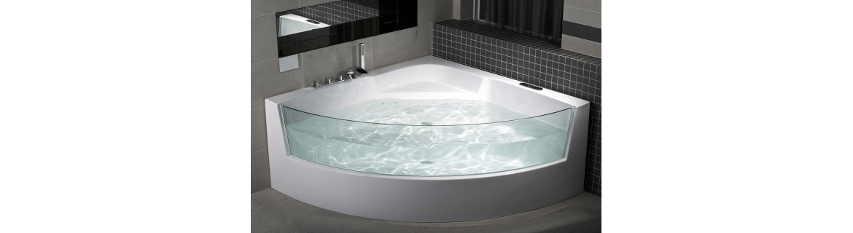 Bañeras esquineras