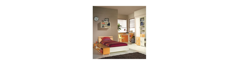 Camere da letto bambini completa