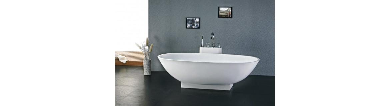 Designer freestanding bathtubs
