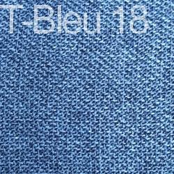 Toile - Bleu 18